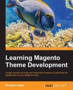 Book by Magento Enterprise consultants Richard Carter