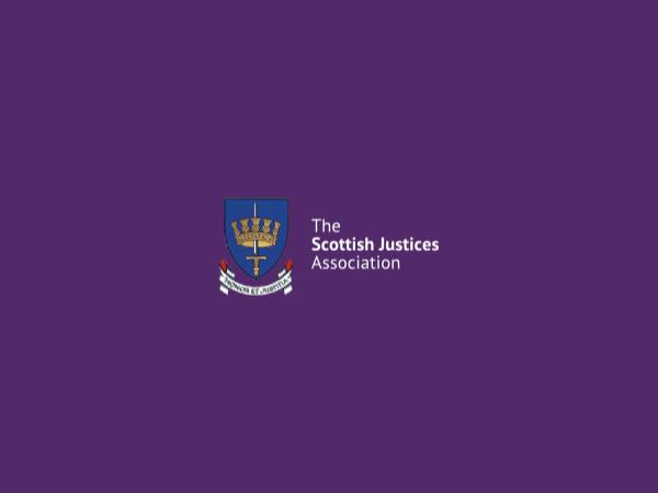 Website development project - web portfolio entry for Scottish Justices
